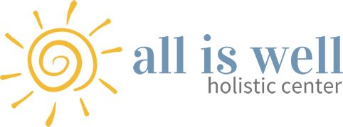All is Well Holistic Center Logo